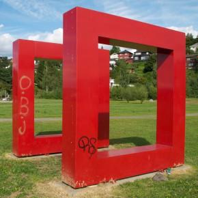 Invitasjon til foredrag og debatt om kunst i offentlig rom