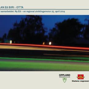 Åpent møte om Kunstplan E6 Biri-Otta