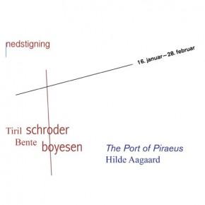 Nedstigning 16. januar– 28. februar - Tiril Schrøder, Bente Bøyesen, Hilde Aagaard