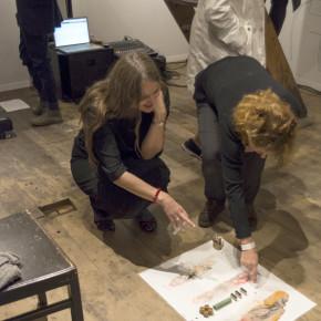 Velkommen til Kunstnersamtaler ved Oppland Kunstsenter