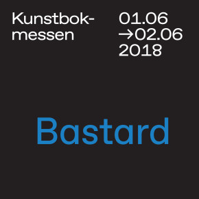 Program for Kunstbokmessen Bastard 2018!