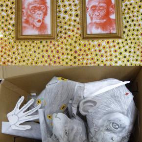 Nye utstillinger med Tone Myskja og Brynhild Winther
