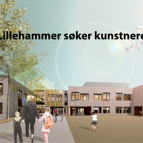 Lillehammer kommune søker kunstnere til nye Nordre Ål skole
