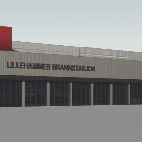 Lillehammer kommune søker kunstkonsulent til ny hovedbrannstasjon