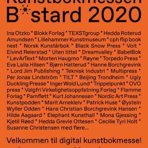 Kunstbokmessen B*stard 2020 på bastardbok.no