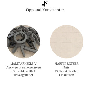 Besøk Oppland Kunstsenter sitt visningsrom på nett!