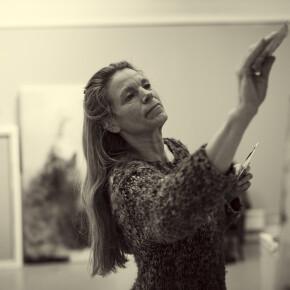 Presentasjon av månedens BKO-kunstner november 2020: Anne Kristine Thorsby