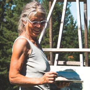 Tina Mareen Buddeberg